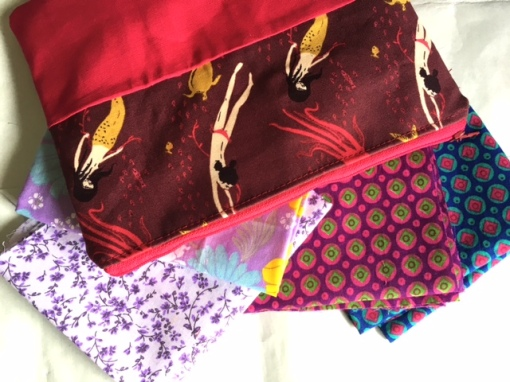 Heather Ross Pouch swap