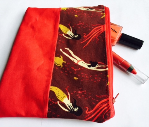 Heather Ross Pouch